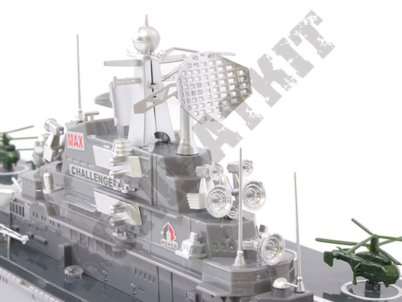 Ht2878 rc model navy aircraft carrier radio controlled for Replica mobel england